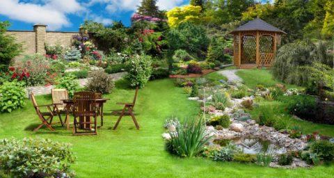 Для дачи и сада своими руками ландшафтные идеи фото фото 828
