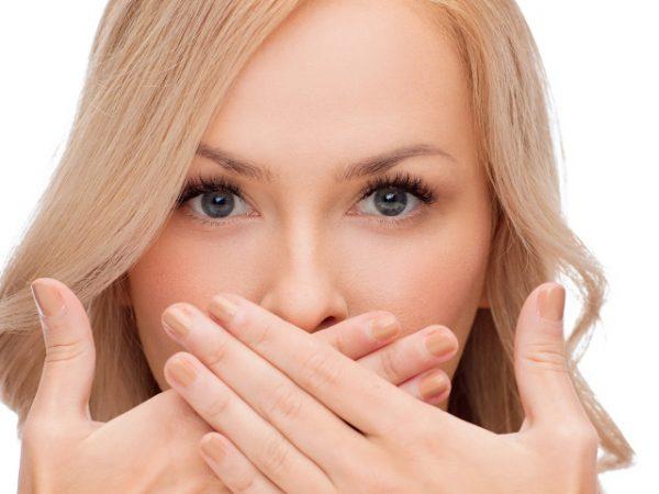 Как избавится от заед в уголках губ навсегда