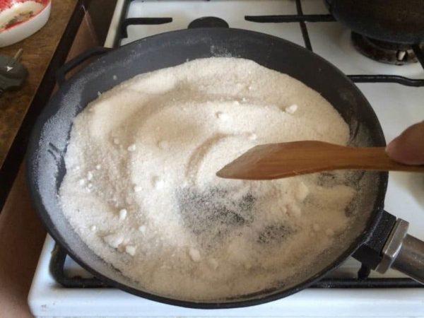 Очищение при помощи соли