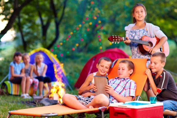 Чем заняться детям на летних каникулах