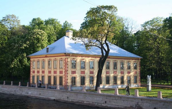 Летний дворец Петра I