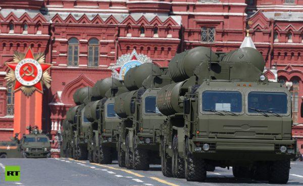 Во время парада будет задействовано много военной техники