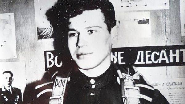 Сергей Скрипаль в молодости
