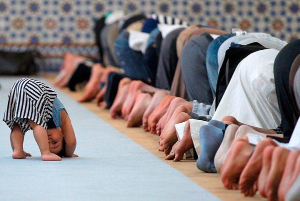 Молитва на Ураза Байрам