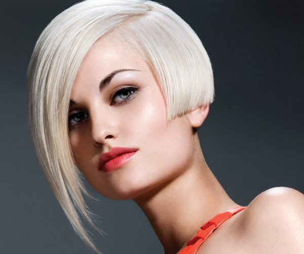 Стрижка для тонких волос