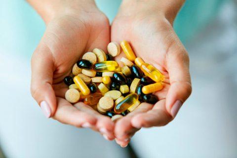 Витамины после 55 лет