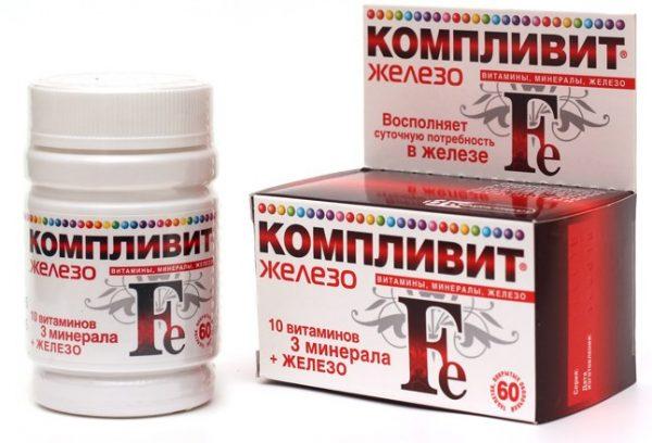 Витамины Комплевит
