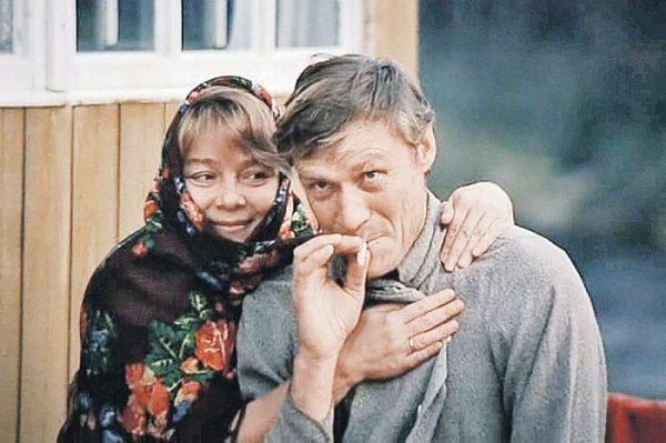 """После фильма """"Любовь и голуби"""" Нина Дорошина стала занменитой"""