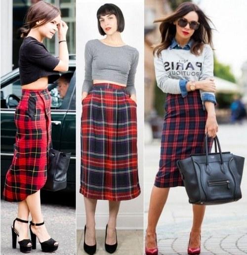 Какие юбки будут в моде в 2018 году