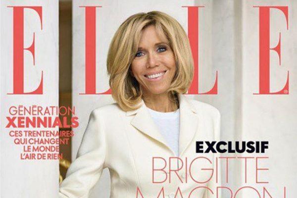 Первая леди на обложке глянцевого журнала