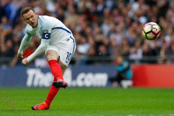 Уэйн Руни в сборной Англии