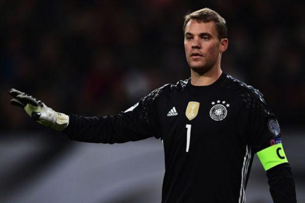 Мануэль Нойер в сборной Германии