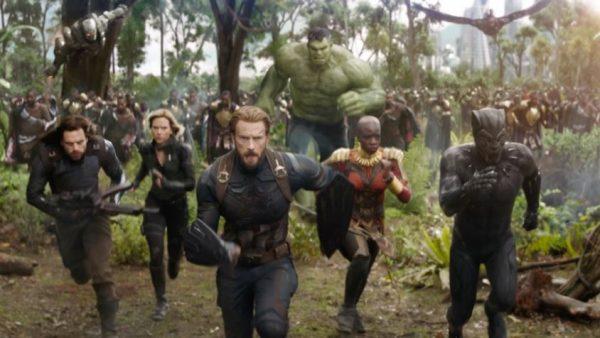 """Кадр из фильма """"""""Мстители: война бесконечности"""""""