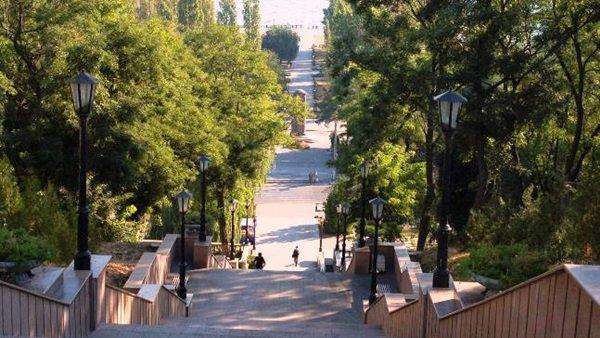Курортный город Таганрог