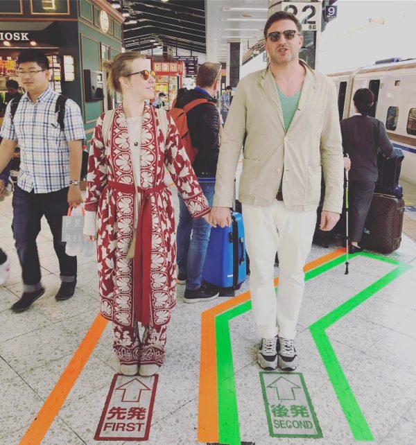 Собчак и Виторган побывали в Китае