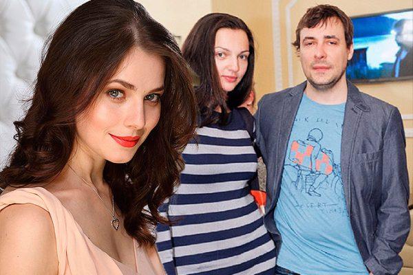 Супруги расстались из-за измены Евгения с актрисой Юлией Снигирь