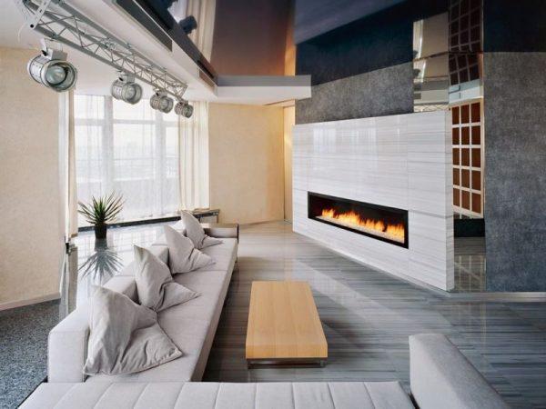 Стиль хайтек в интерьере квартиры: лучшие идеи, фото