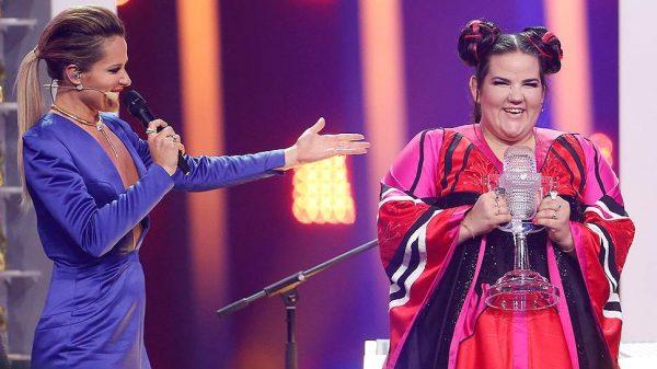 """Победительницей """"Евровидения-2018"""" стала Нетта Барзилай из Израиля"""