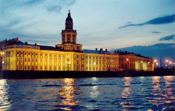 Прогноз погоды для Санкт-Петербурга