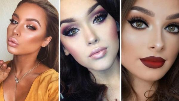 Модный макияж на выпускной 2018 года для зеленых глаз: фото, тренды, идеи