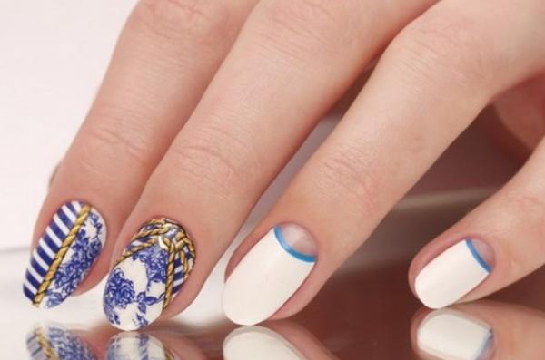 Летний маникюр 2018: модные тенденции с фото, дизайн ногтей