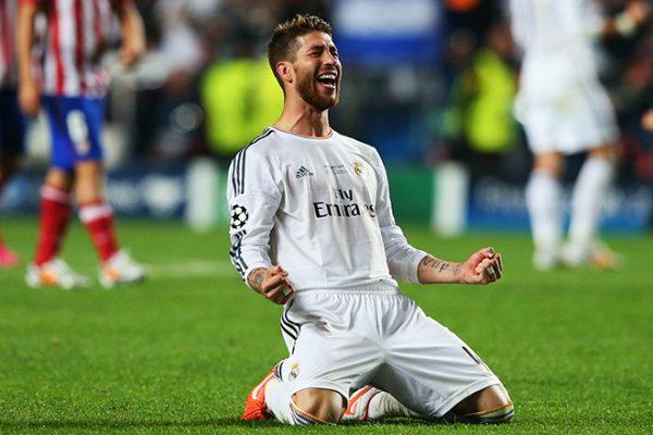 """Серхио Рамос в клубе """"Реал"""" Мадрид"""