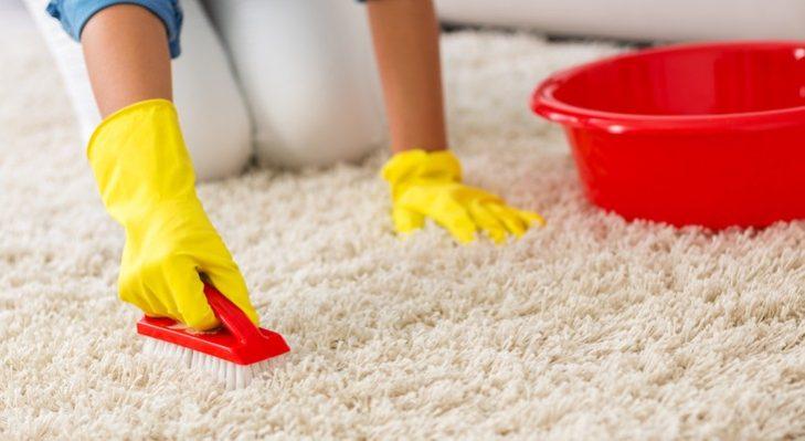 Эффективные способы очищения пятен