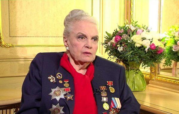 Народной артистке России Элине Авраамовне Быстрицкой исполнилось 90 лет