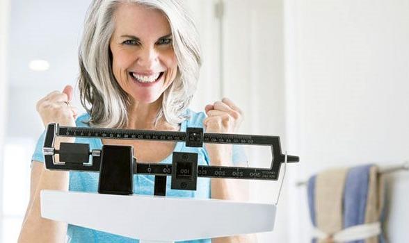 Как быстро сбросить вес после 50 лет