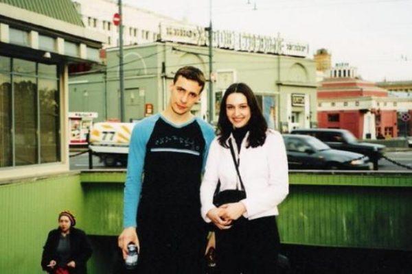 Ирина Леонова и Евгений Цыганов познакомились на съемках фильма