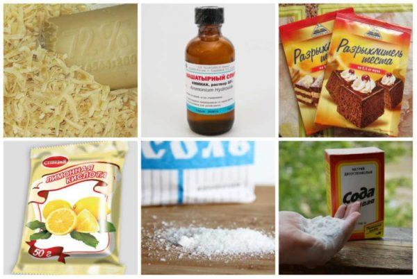 Как почистить духовку народными средствами