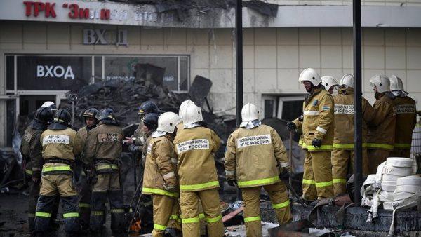 Выдвигается много версий пожара в Кемерово