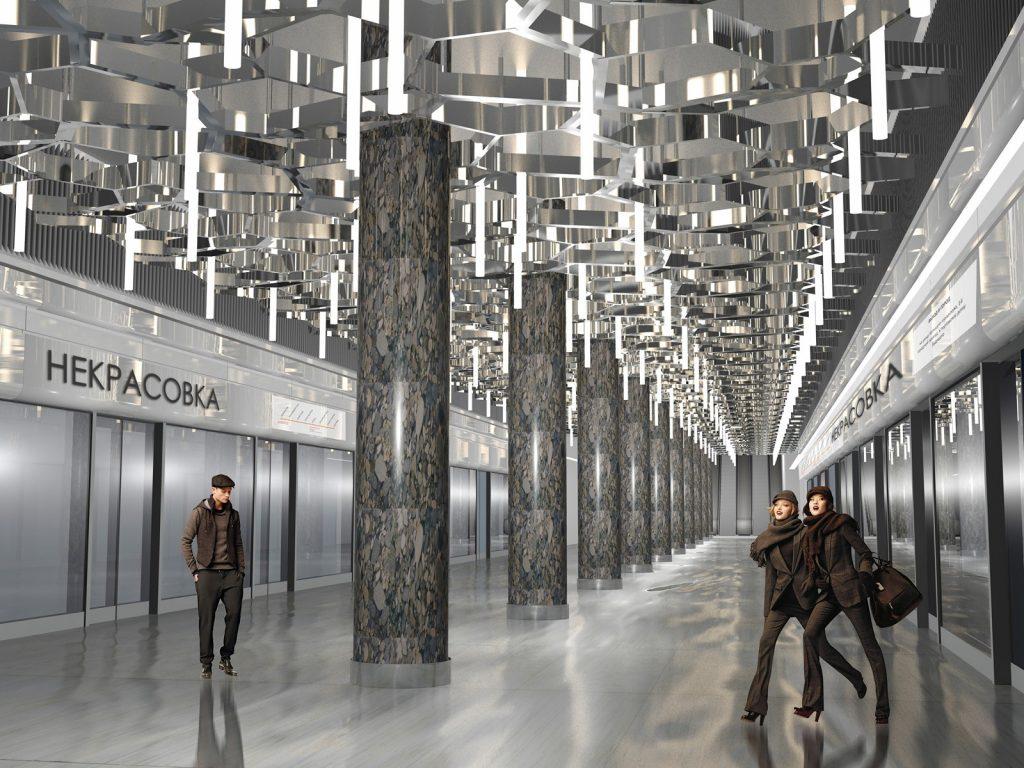 otkrytie-metro-nekrasovka-v-2018-godu-konechnaya-stantsiya-kozhuhovskoj-linii-1