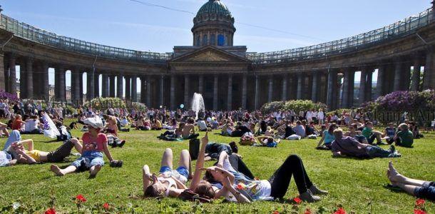 Будет ли лето в Санкт-Петербурге