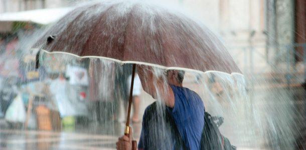 В июне может быть дождливая погода