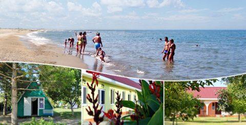 Отдых в Крыму на Азовском море
