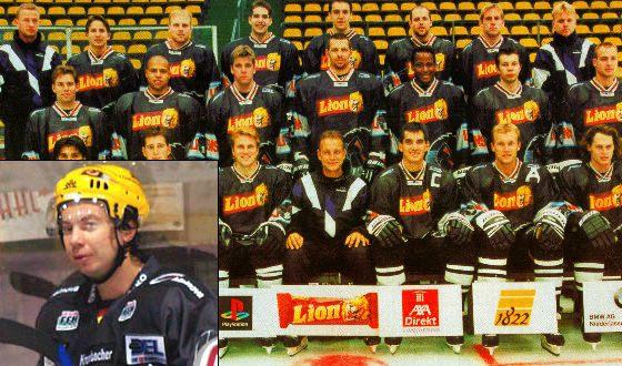 В молодости Илья Воробьев играл в немецкой команде Frankfurt Lions