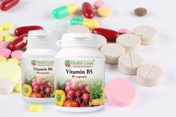 Витамин В в таблетках