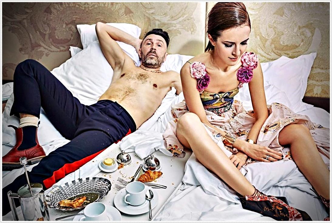 Шнуров развелся с Матильдой