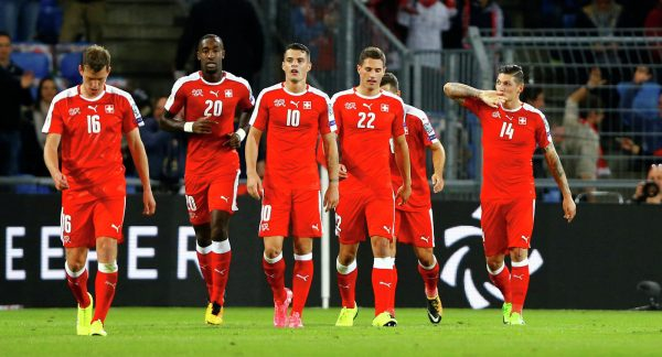 Сборная Швейцарии по футболу завоевала право сыграть на чемпионате мира