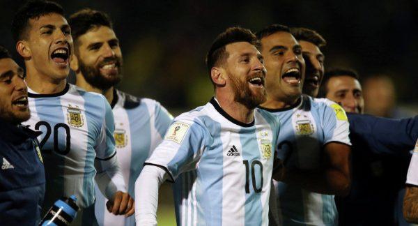 Футболисты из сборной Аргентины по футболу