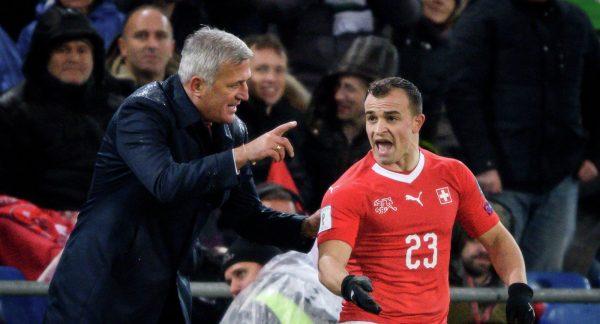 Владимир Петкович главный тренер сборной Швейцарии по футболу