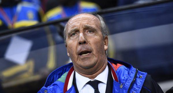 Джампьеро Вентура главный тренер итальянской футбольной команды