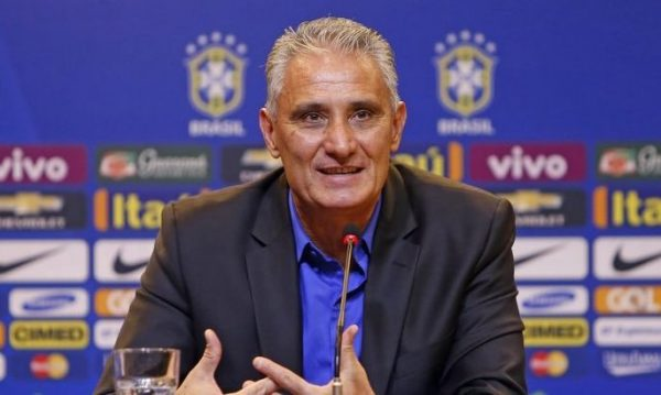 Главный тренер сборной Бразилии по футболу