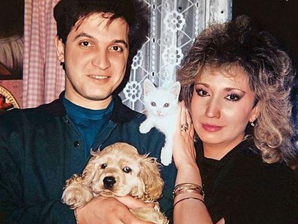 Игорь Капуста познакомился с Ириной Аллегровой когда работал у нее в танцевальном коллективе