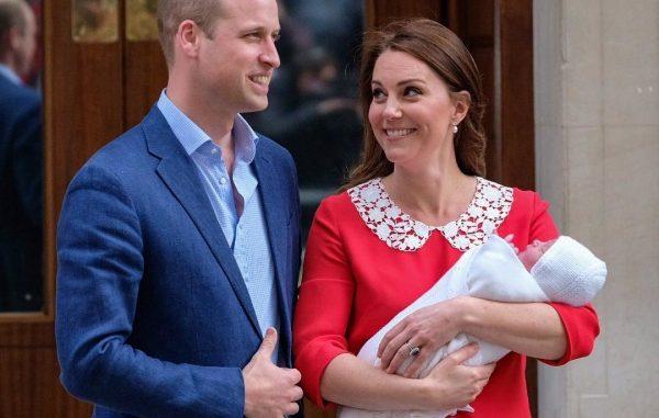 В 2018 году герцогиня Кембриджская родила третьего ребенка
