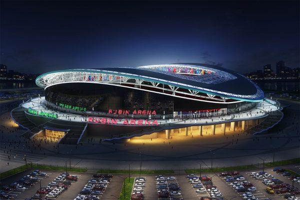 На каком стадионе будут играть