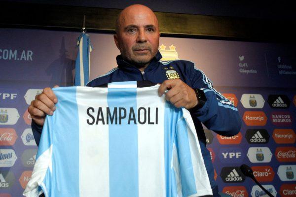 Главный тренер сборной Аргентины