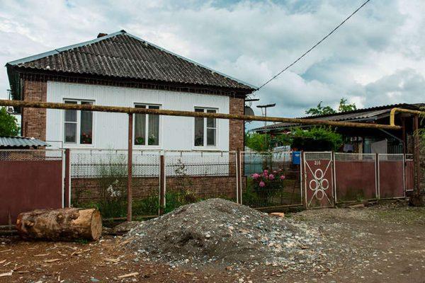 Дом семьи Дмитриевых