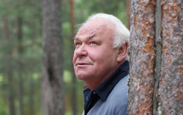 Последнее фото Леонида Неведомского